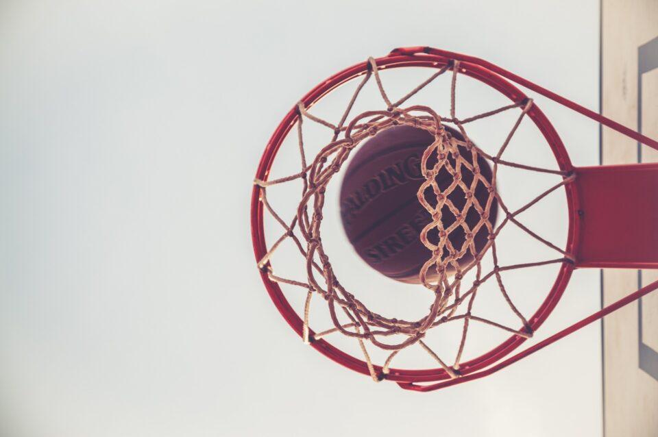 Basket Hoop Basketball Net Backboard Ball Game